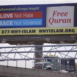 US Muslims hope new billboards reclaim Islam's message