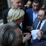 France's Le Pen cancels meet with Lebanon Grand Mufti over headscarf by Simon Carraud