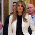 Assessing Melania Trump's wardrobe choices during visits to the Middle East and Vatican By Shirin Taber